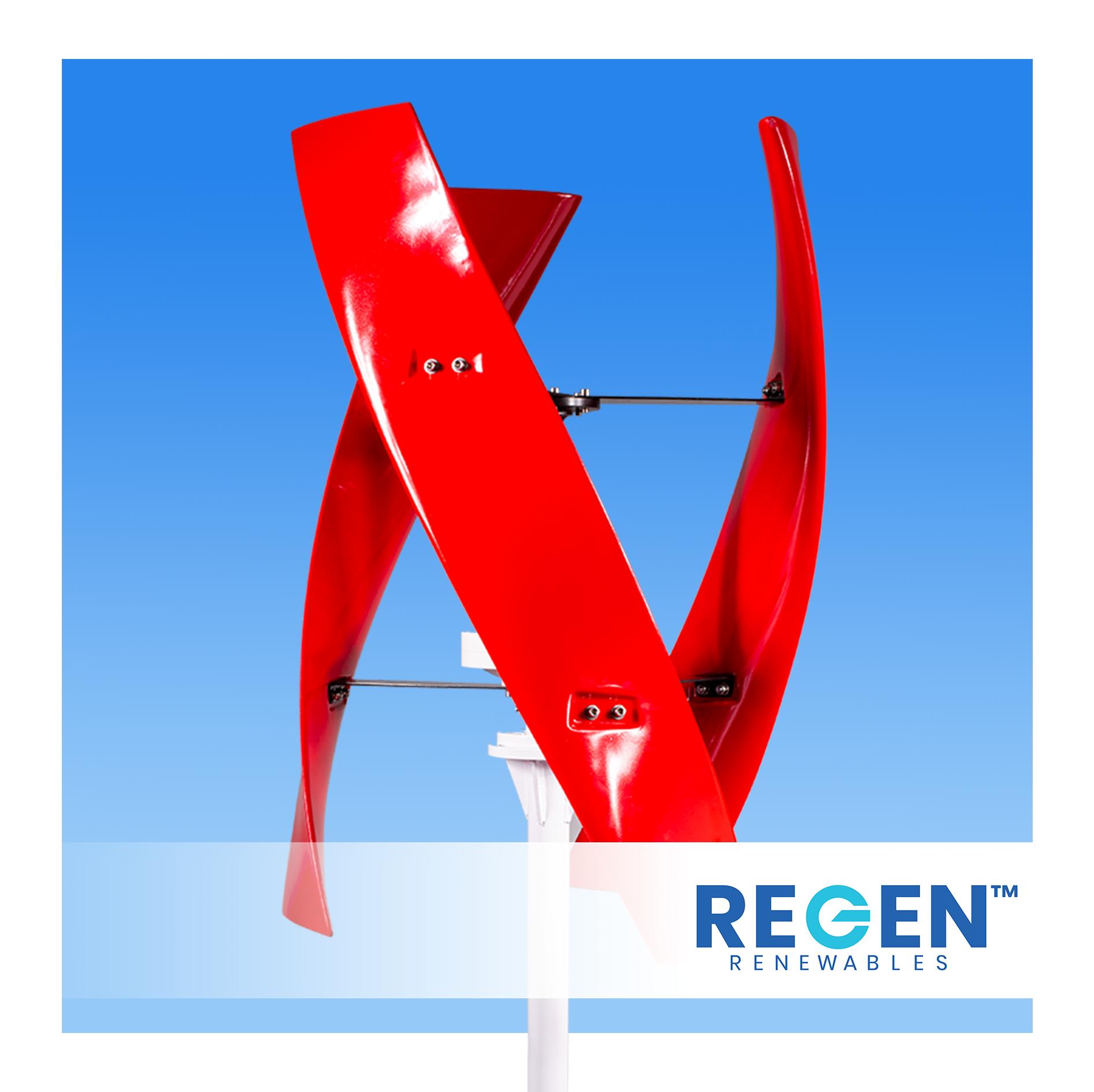 ReGen_VT FX600W 24V 3 Blade Image