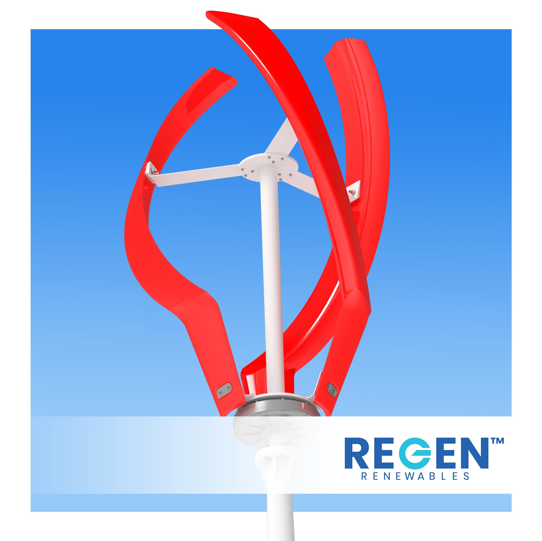 ReGen_VT GR600W 48V 3 Blade Image